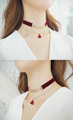 B *ST NECKLACE [인기쵝오]