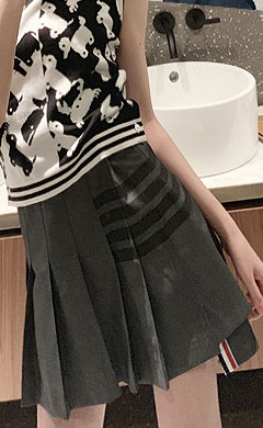 TOM *ST SKIRT [인기쵝오^^]